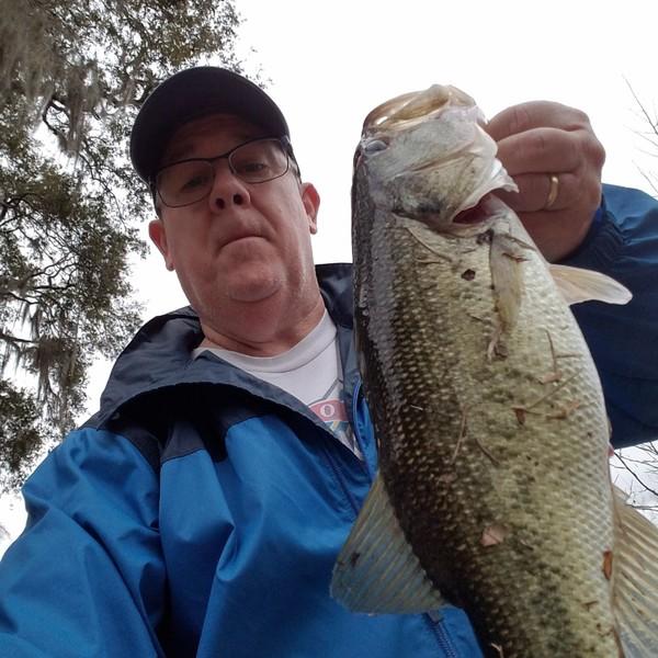 4.5 lbs  caught by david duff