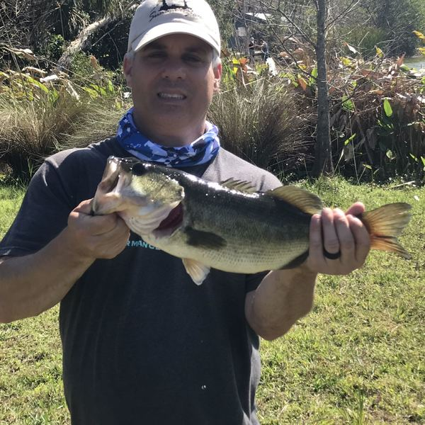 2 lbs  caught by Jeremy Pogue