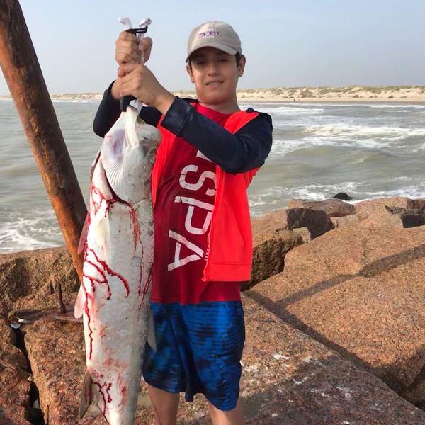 25.19 lbs Tarpon caught by Daniel  Sampayo
