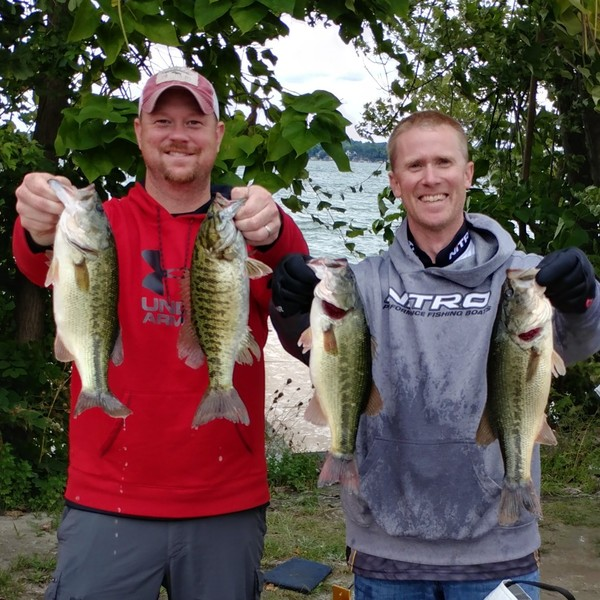 10.31 lbs  caught by Andrew Buss